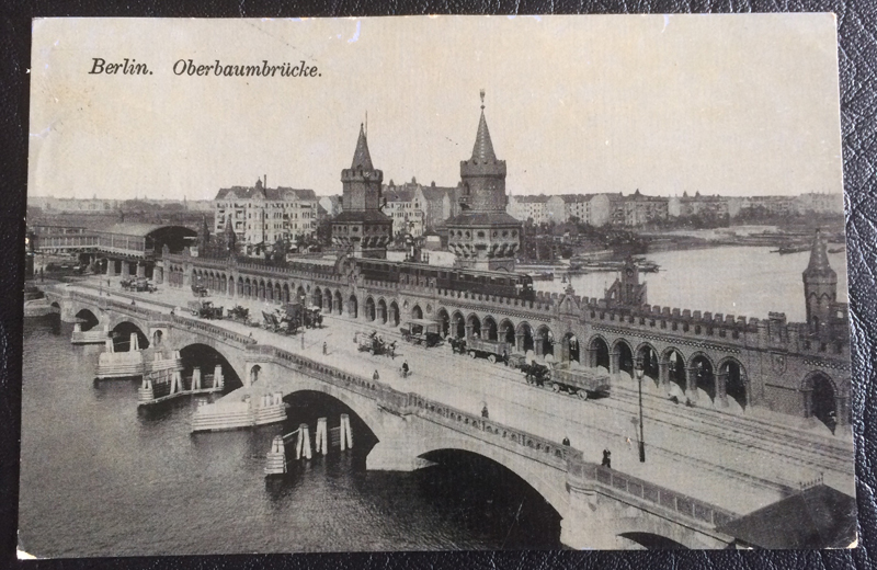 Project Postcard November 1915 Berlin