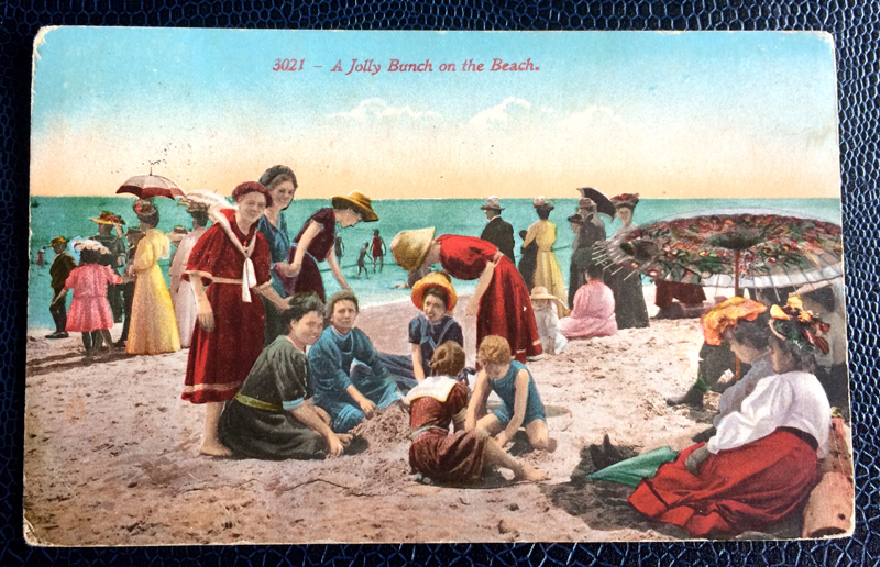 Project Postcard April 1916