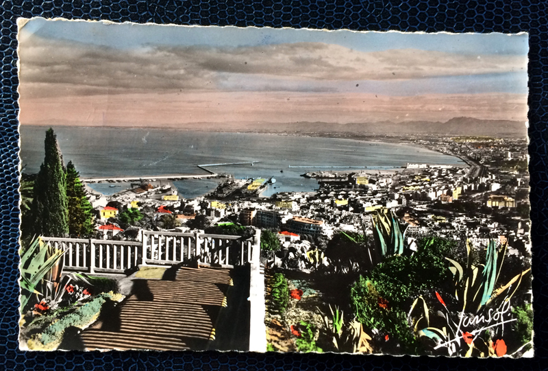 Project Postcard February 1957 Algiers