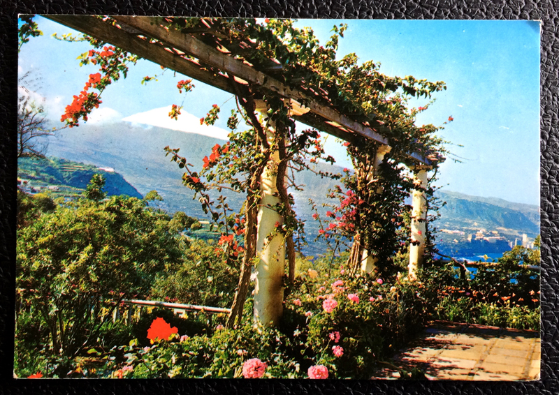 Project Postcard December 1973 - Tenerife Canarian Island Spain